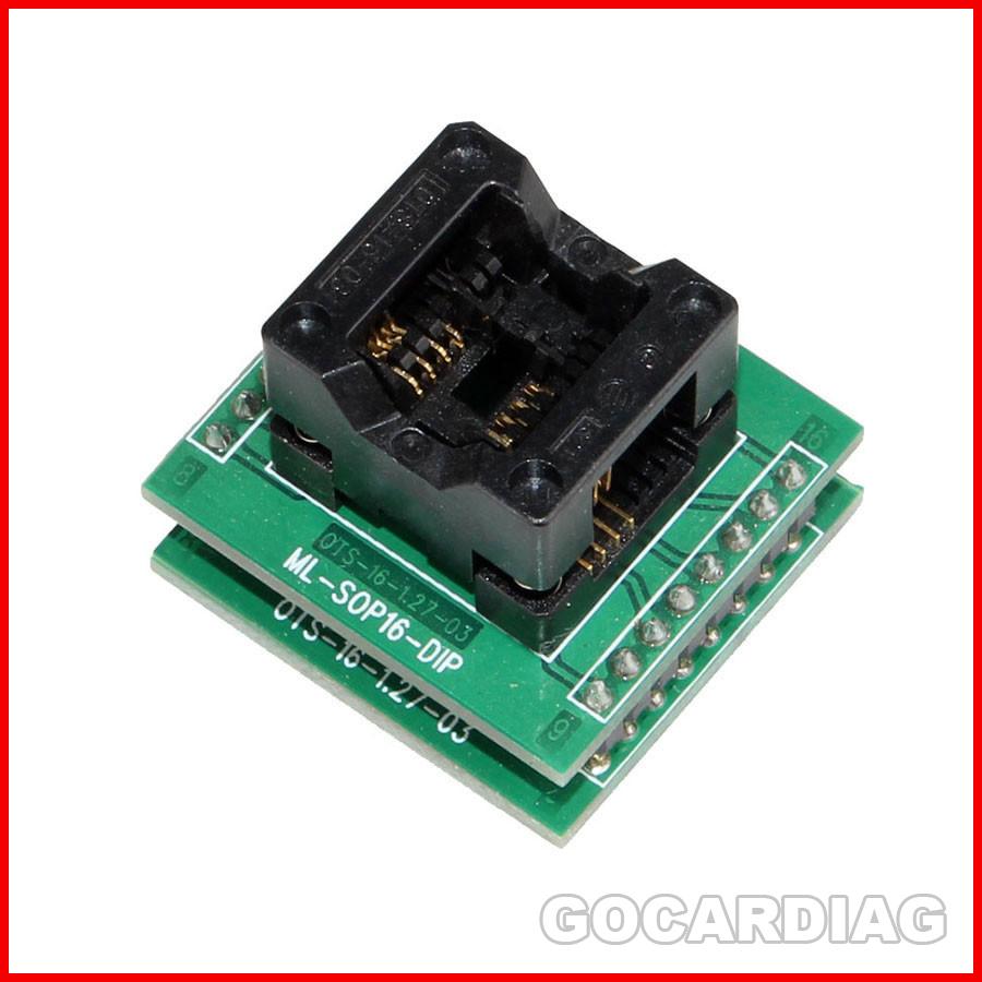 Ml-sop8-dip IC адаптера для программирования микросхем OBD автомобиля диагностические инструменты