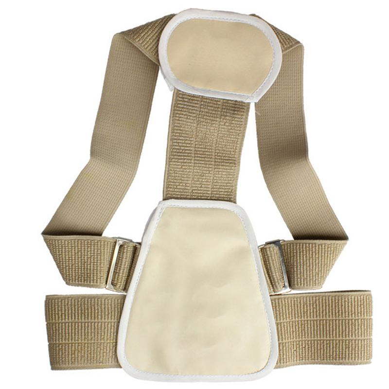 Women Magnetic Posture Support Corrector Back Belt Pain Feel Young Belt Brace Shoulder Chest Belt(China (Mainland))