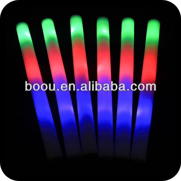19 Inch Party Flashing LED Foam Glow Stick Supplier in China(China (Mainland))