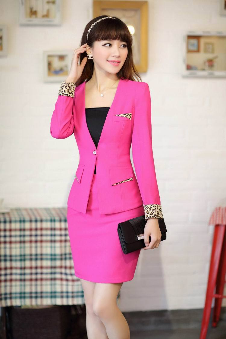 womens long jacket suits Picture - More Detailed Picture about
