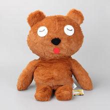 Big Size 55 CM Despicable Me Bear Cartoon Teddy Bear Plush Toys Dolls Stuffed Animal Soft Dolls Kids Gift(China (Mainland))