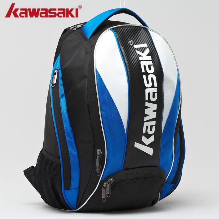 KAWASAKI Backpack sports bag badminton bag, gym bag, Shoulder bags for rackets sneakers, men and women, 2015 NEW(China (Mainland))