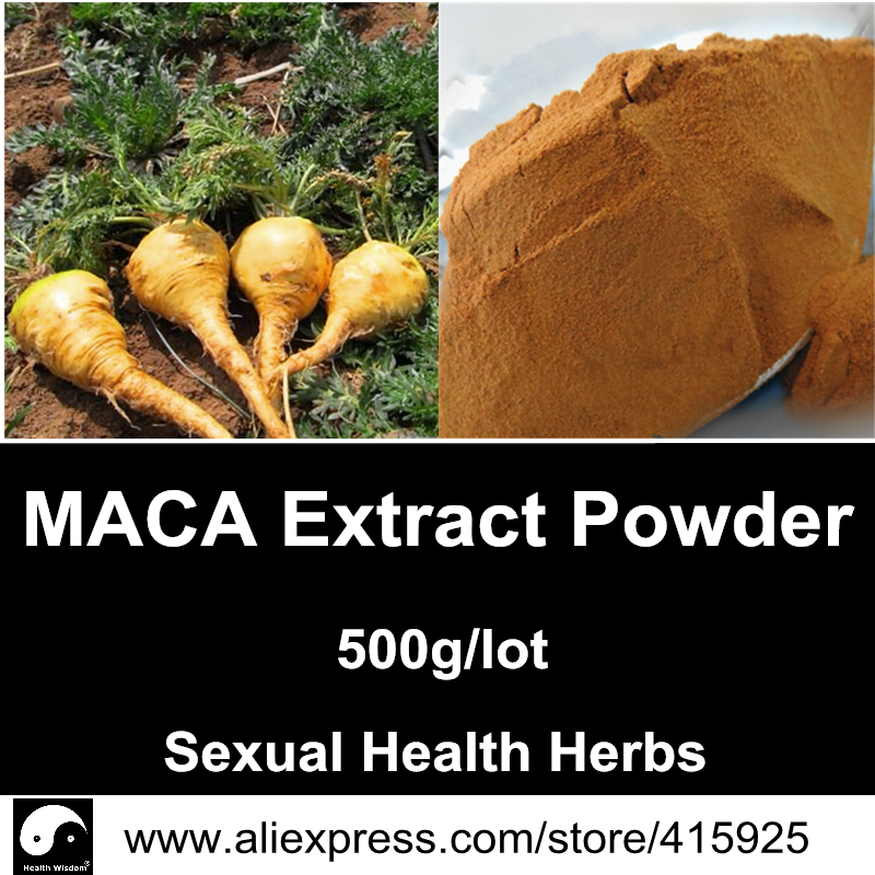 Real Maca Root Extract Powder 10:1 Natural Sex Products Herbal Supplements For More Women&amp;Men Sexual Satisfaction<br><br>Aliexpress