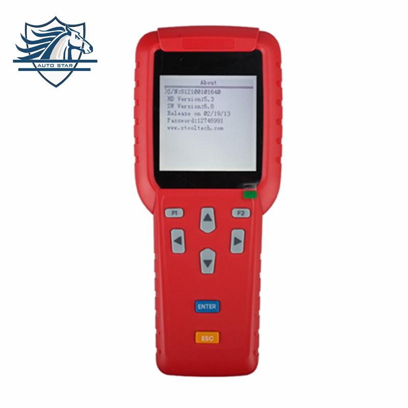 Original xtool X100 Pro Auto Key Programmer OBD2 diagnostic tool ECU Programming Reset ECM Reset Immobilizer Pin Code Reader(China (Mainland))
