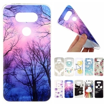 Buy Coque LG G5 Case Silicone Cartoon Cute Transparent Cover LG Optimus G5 H850 H840 Slim TPU Soft Back Phone Cases Star Sky for $1.40 in AliExpress store