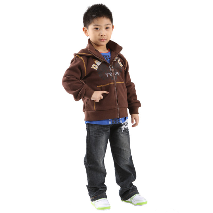 2015 spring and autumn hot sale baby boys fashion jackets little boys solid color coats boys outerwear YBJ31474(China (Mainland))