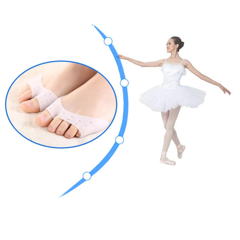 Уход за ногами балерина