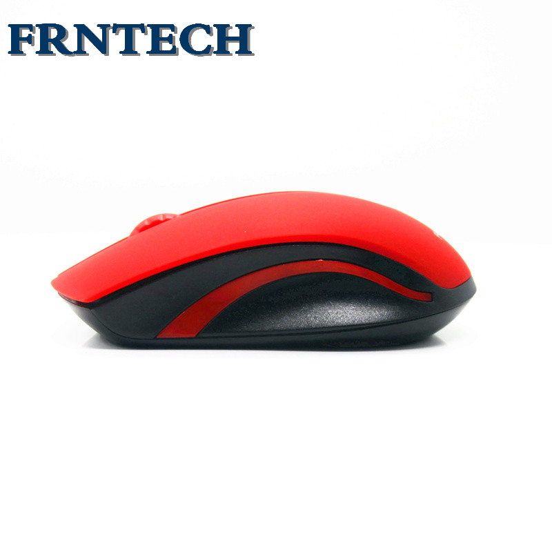 New arrival 2.4Ghz Mini portable Wireless Optical Gaming Mouse Mice For PC Laptop(China (Mainland))