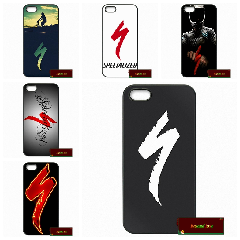 Specialized Bikes bicycle Race team case for iphone 4 4s 5 5s 5c 6 6s plus samsung galaxy S3 S4 mini S5 S6 Note 2 3 4 S0410(China (Mainland))