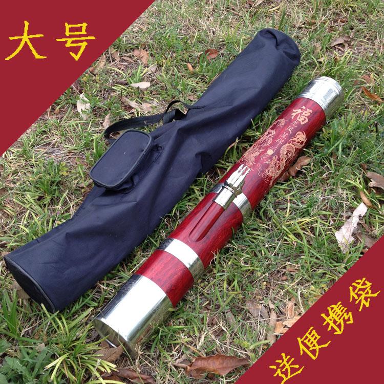 Yunnan hookah hookah mechanism of imitation mahogany wood pattern water pipe large hookah smoking 75cm