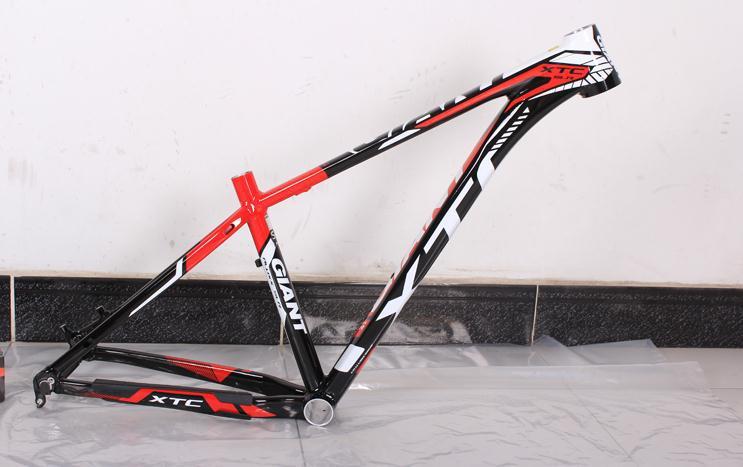 GIANT XTC SLR 1 27.5 17 inch MTB frame road bike frame mtb carbon frame 27.5er 194(China (Mainland))