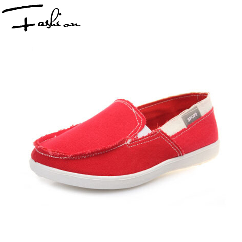 Foot wrapping canvas shoes beijing cotton-made  female  flat shoes lazy women  slip-on shoes casual  single shoes free shipping