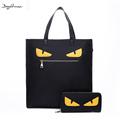 ladies vintage hand bags set designers women famous brands monster handbags 2016 high quality pop top