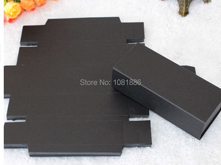 Black paper cardboard boxes for packaging,sliding gift drawer boxes inside size 11.3*4.3*2cm Free Shipping(China (Mainland))