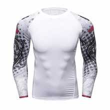 Buy Mens Boys Compression Body Base Layer Thermal Top Long Sleeve Shirt Skins Cool Dry Exercise Workout Fitness Sportswear for $7.33 in AliExpress store