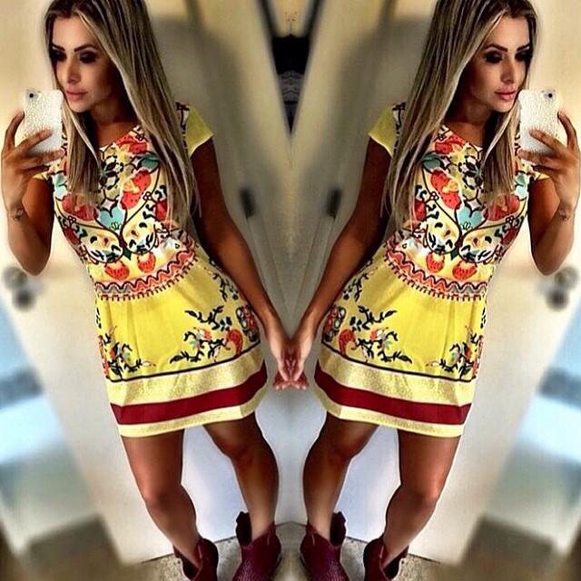 Женское платье Made in China 2015 Bodycon vestidos WSF682 женское платье made in china 2015 v vestidos summer chiffon dress