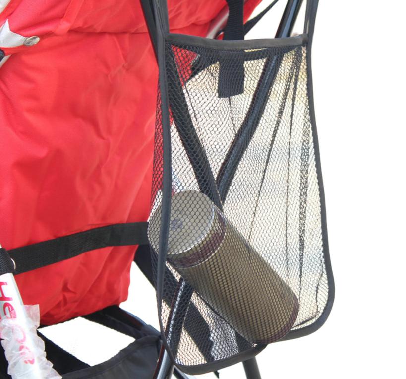 Amazing Baby Stroller Organizer Carrying Bag Pushchair Mesh Bag Umbrella Baby Car Bag Stroller Accessories(China (Mainland))