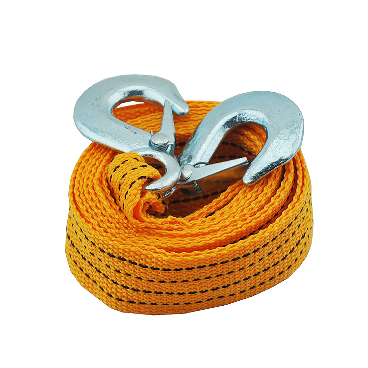 Car tow rope 3 t 3 m car tow rope tow rope to pull a cart with a degree(China (Mainland))