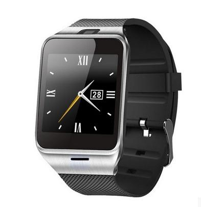 "Waterproof Aplus GV18 Smart watch phone 1.55"" GSM NFC Camera wrist Watch SIM card Smartwatch for iPhone6 Samsung Android Phone(China (Mainland))"