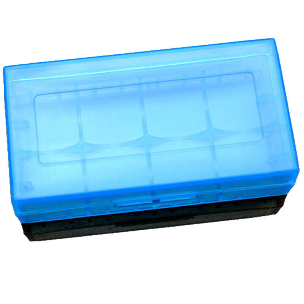 image for Mecall Tech 18650 CR123A 16340 Battery Case Holder Box Storage Color O