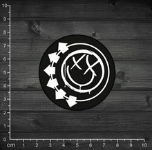 Single band Blink-182 Classic logo stickers guitar stickers skateboard stickers waterproof box affixed  1-159