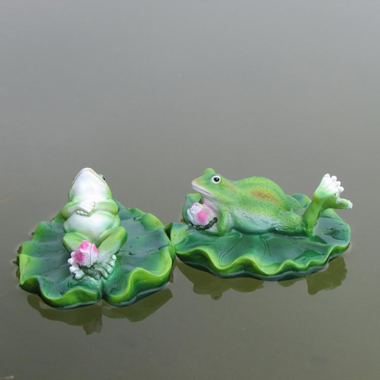 Grenouille d cor de jardin promotion achetez des for Decoration jardin grenouille
