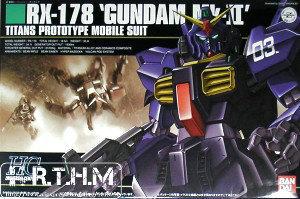 Bandai HGUC 30 RX-178 Gundam Mk-II (Titans) Gundam Model Kits Assembled Model Huge Model Scale Model(China (Mainland))