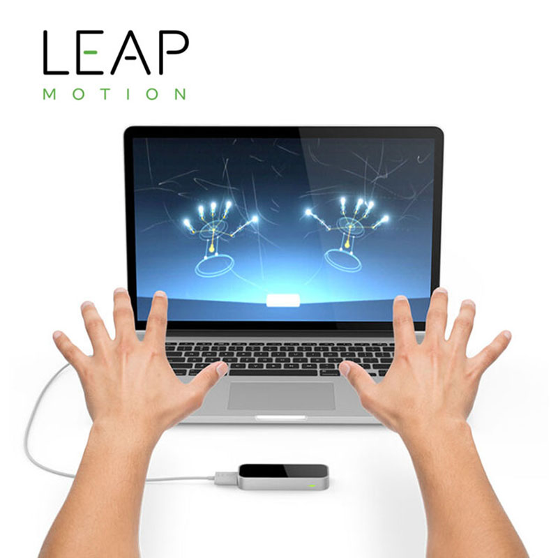 Leap Motion 2.0 3D Somatosensory controller Mouse Gesture Motion Control for PC/MAC developed VR virtual controller(China (Mainland))