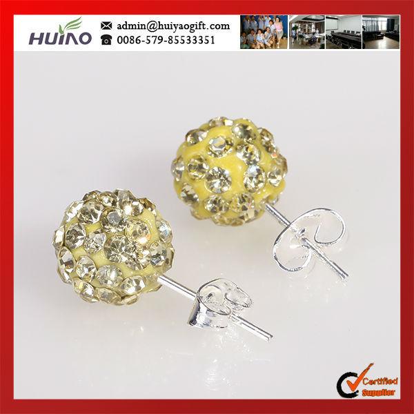 HY-6634 STUD EARRING (2)