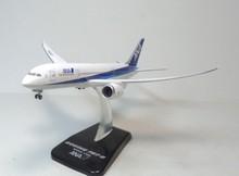 Hogan 1:400 ANA 787-8 ja804a aircraft model aircraft flying dream ana.(China (Mainland))