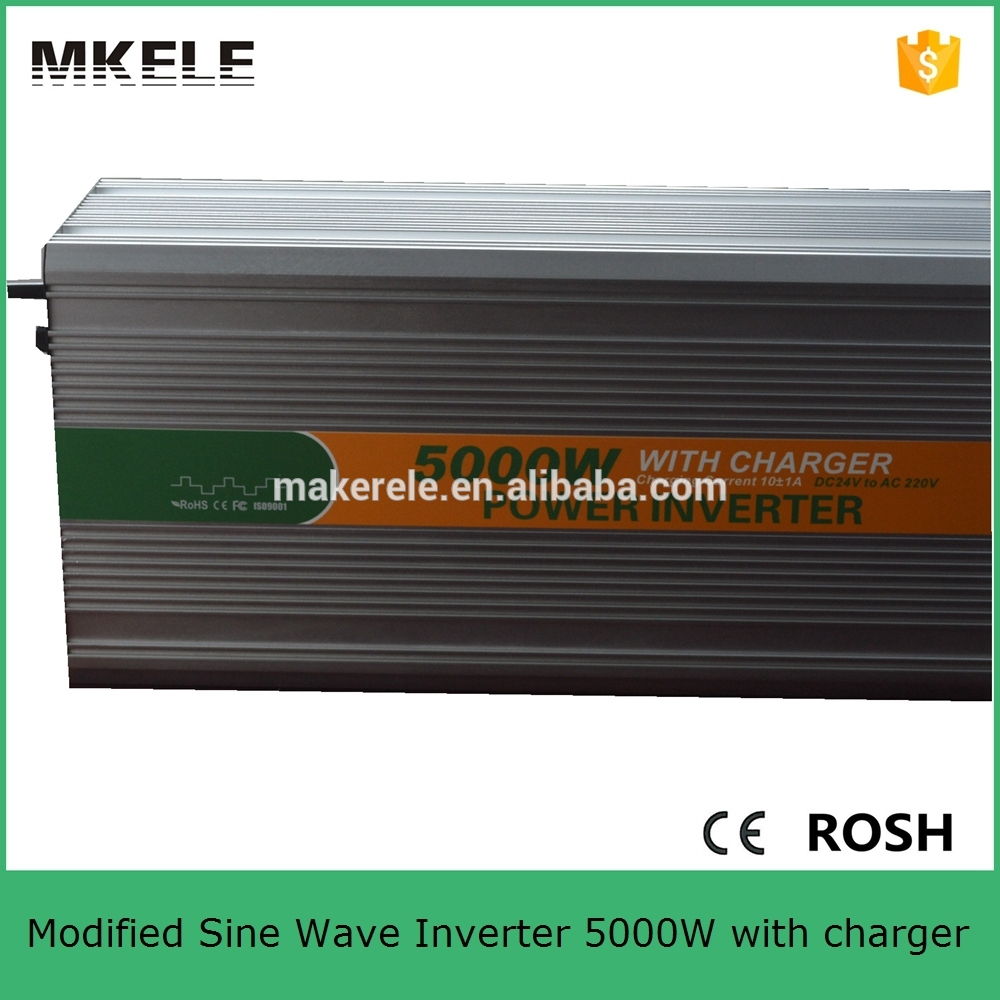 MKM5000-481G-C modified sine wave inverter 48vdc to 110vac inverter 5kw power inverter 5000 watt rechargeable power inverter(China (Mainland))