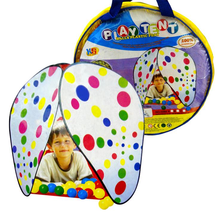 Beb pequeno oceano piscina de bolinhas tenda jogo for Piscina de bolas toysrus