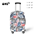 Brand 3D Zebra Portable Elastic Travel Luggage Cover Stretch Protect Suitcase Cover Apply to 22 26