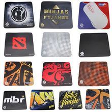 Exclusive design steelseries QCK Mouse Pad Fnatic Navi TSM ESC CLOUD9 NIP Ninjas in Pyjamas EG VIRTUS PRO Gaming Mouse pad(China (Mainland))