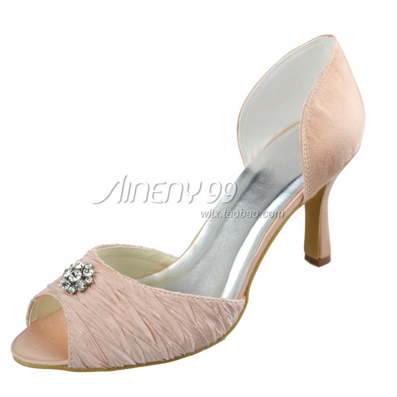 the gallery for gt colored bridal shoes