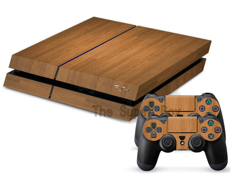 New-Custom-Wood-Skin-Sticker-For-Sony- - 71.9KB