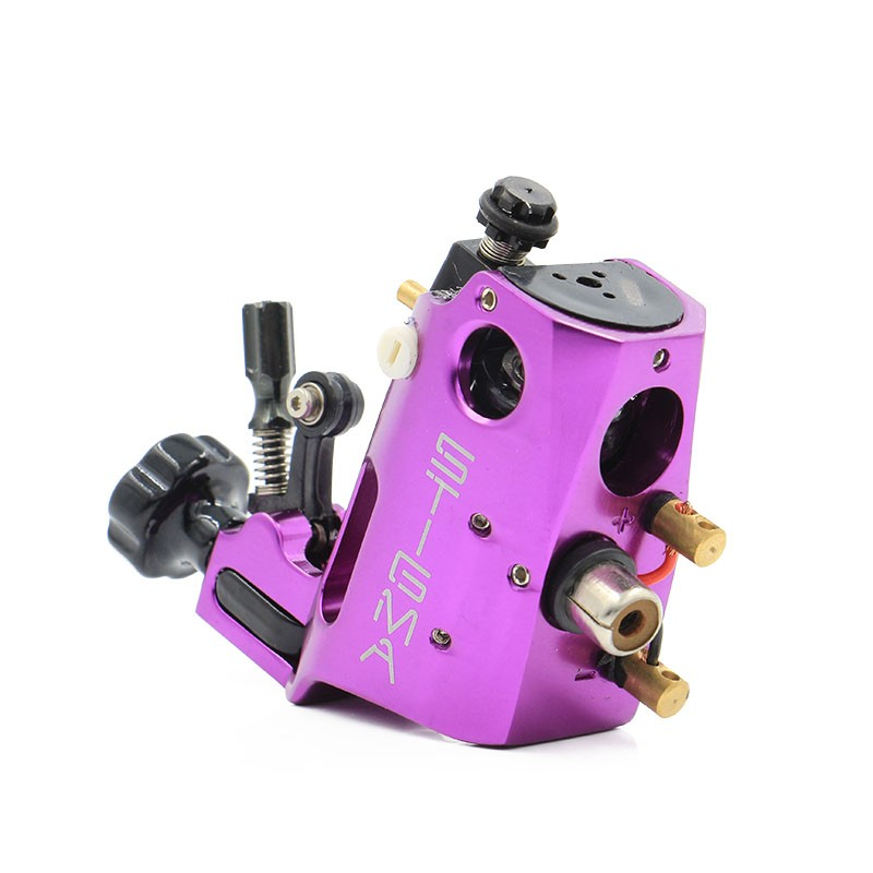 Rotary Tattoo Machine Stigma Hyper V3 Style Tattoo Gun Purple Rotary Tattoo Machine For Tattoo Supplies Free Shipping(China (Mainland))