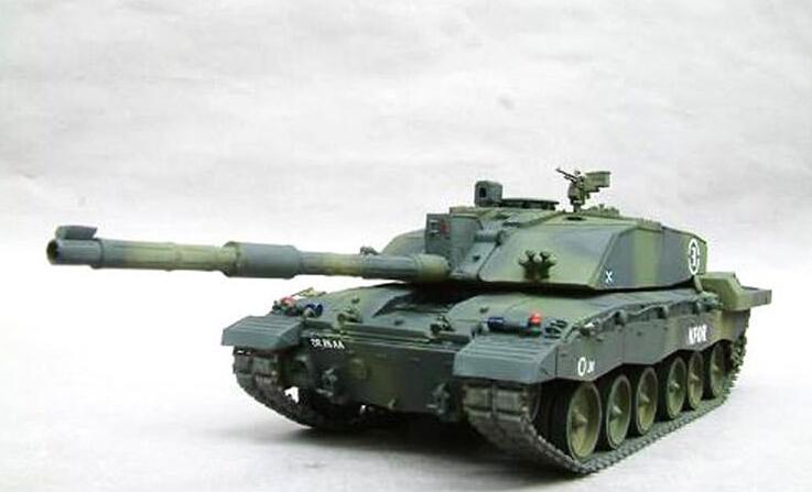 Hobby toy tank Model model 1/35 scale British Army Challenger main battle tanks model kit gift for kid