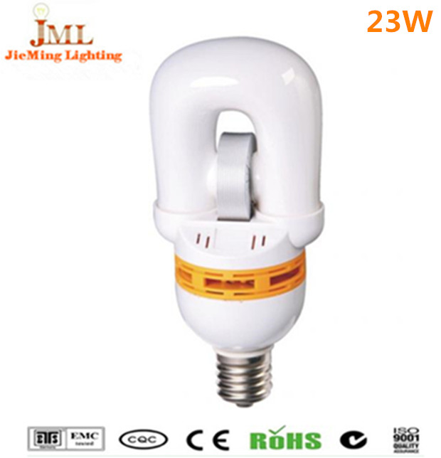 23W E27/E40 compact bulb induction lamp no flicker No pollution 2700k~6500k 85Ra 1840lm lifespan100,000hrs power factor 0.95(China (Mainland))