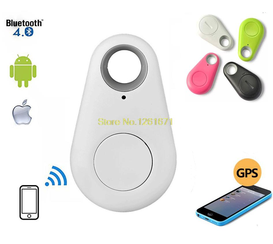 Гаджет  Wireless Smart Bluetooth 4.0 Anti Lost Alarm Self-Timer for iPhone Samsung Bluetooth Key Finder Phone Pets Kids Tracker GPS None Безопасность и защита