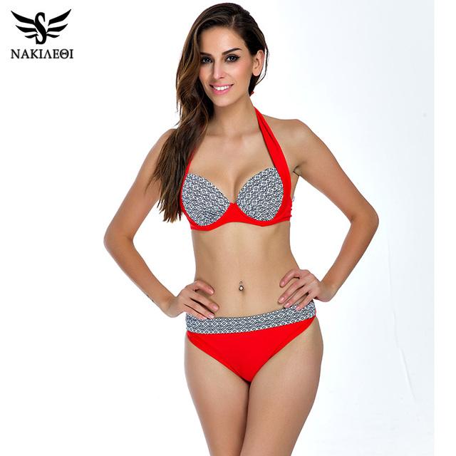 2016 новые сексуальные бикини купальник женщин святить бразильский комплект бикини росту купальники Большой размер лето BeachSuit плавать