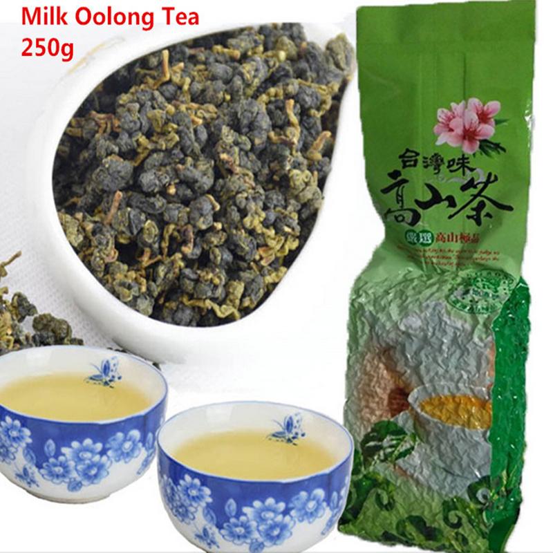 250g Taiwan high mountains Jin Xuan Milk Oolong Tea wulong milk tea green the tea with
