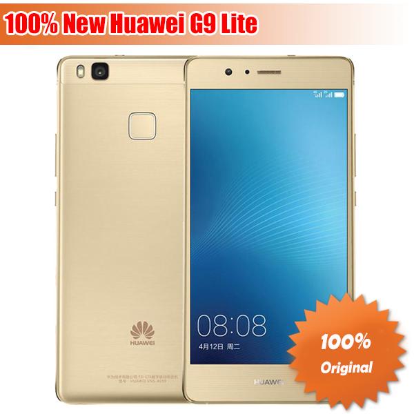 "2016 New Huawei G9 Lite 4G FDD LTE MSM8952 Octa Core 5.2"" 1920X1080 3GB RAM Dual Sim 13.0MP Camera Android 6.0 OS Smartphone(China (Mainland))"