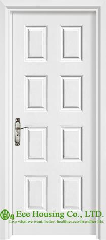 Modern Interior Swing PVC Door(China (Mainland))