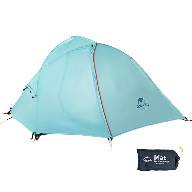 POINT BREAK Naturehike NH16S012-S One Person Outdoor Camping Tent Layer Waterproofand Windproof with checked cloth(China (Mainland))