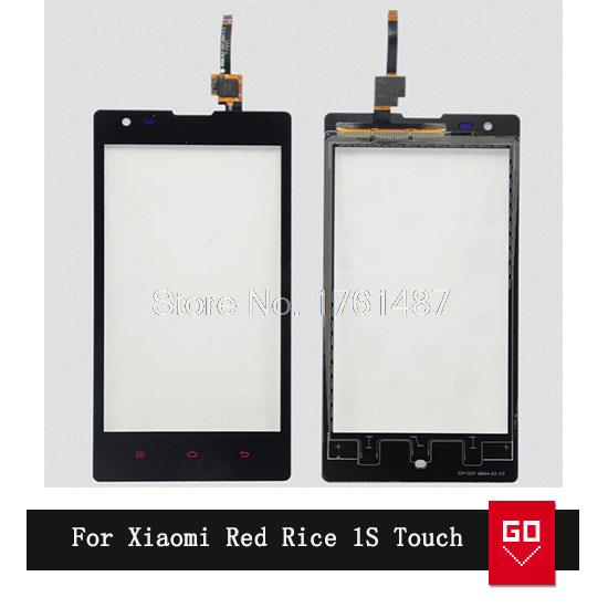High Quality Touch Screen For Xiaomi Red Rice 1S Hongmi 1S Touch Panel Digitizer Replacement(China (Mainland))