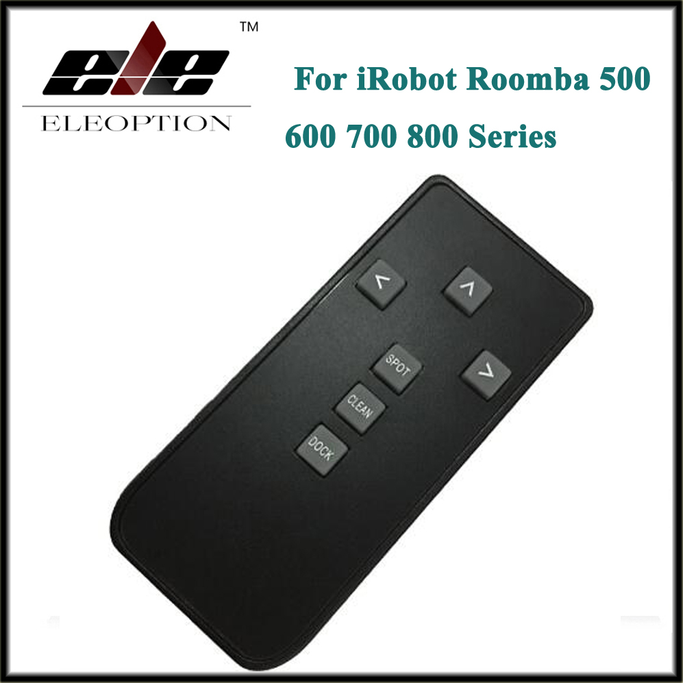 10pcs New Remote controller for irobot roomba 500 600 700 800 527 529 550 560 570 595 620 601 602 630 650 760 770 780 880 980(China (Mainland))
