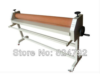 """Brand NEW FIRE Heavy 30"""" 750mm Manual Laminating Machine Perfect Protect Cold Laminator +10 Rolls Film"""