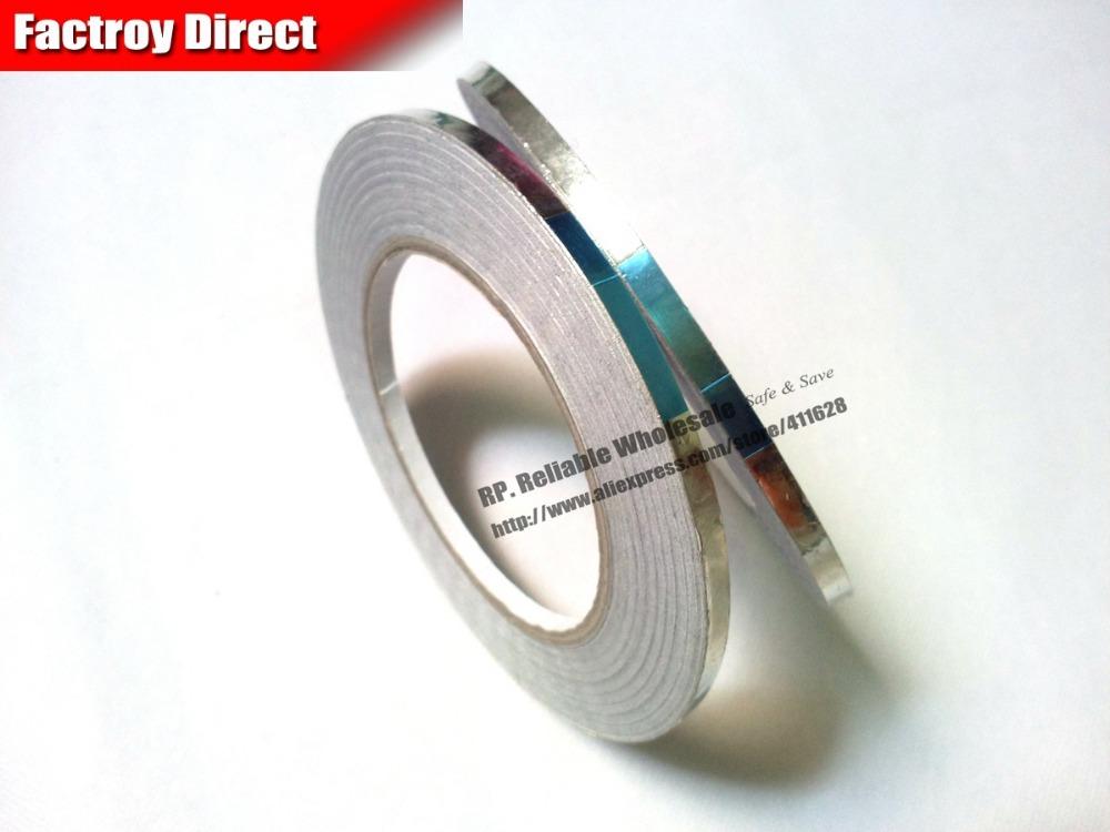 Гаджет  CRAZY PROMOTION 2x 5* 40 meters *0.06mm Adhesive Aluminum Foil Tape for Radiation-Resistant EMI Shielding *FREE SHIPPING* None Строительство и Недвижимость