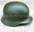 GERMAN ARMY WWII WW2 TYPE M35 HELMET GREEN Replicas for Sale DE 40702